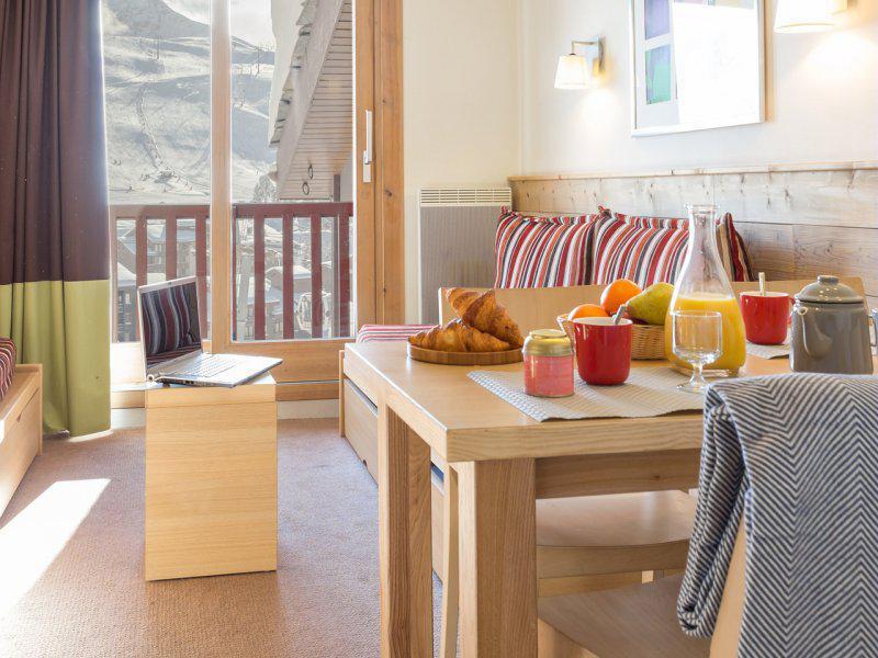 Location au ski Appartement 2 pièces 5 personnes - Résidence Pierre et Vacances les Gémeaux - La Plagne