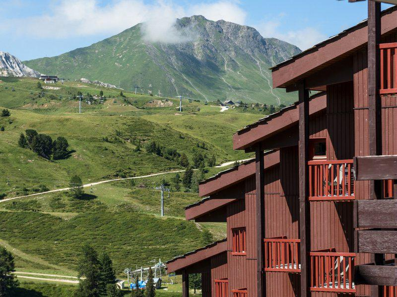 Location au ski Résidence Pierre et Vacances les Gémeaux - La Plagne
