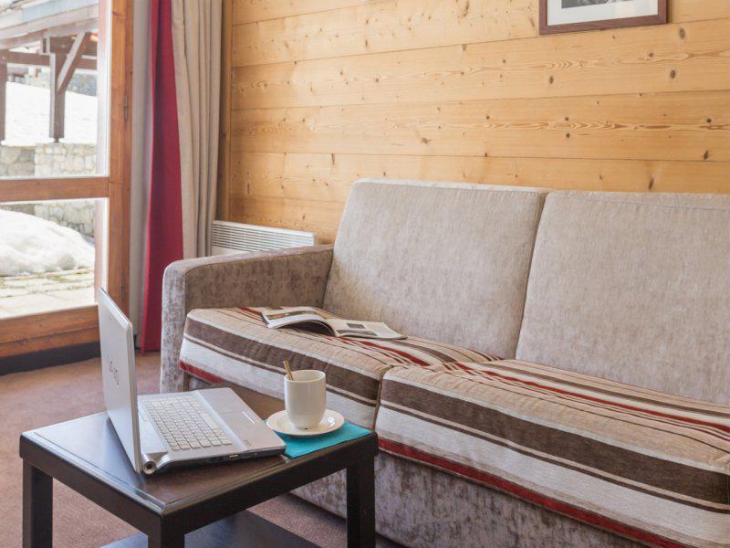 Location au ski Studio 2 personnes - Résidence Pierre & Vacances Belle Plagne le Quartz - La Plagne