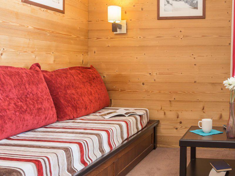 Location au ski Studio 1-3 personnes - Résidence Pierre & Vacances Belle Plagne le Quartz - La Plagne