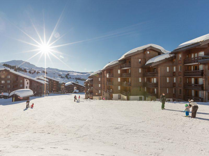 Location au ski Résidence Pierre & Vacances Emeraude - La Plagne