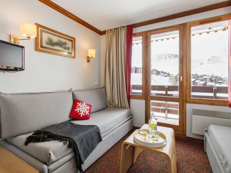 Location au ski Appartement 2 pièces 3-5 personnes - Résidence Pierre & Vacances le Mont Soleil - La Plagne