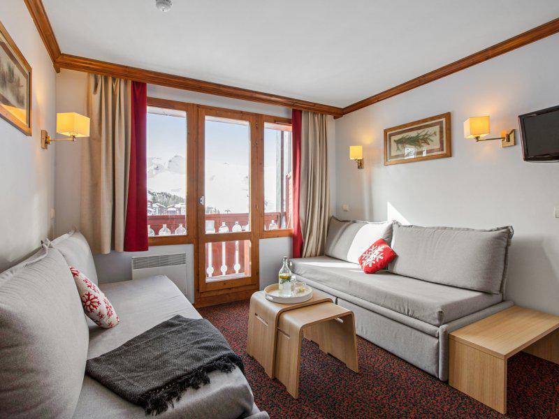 Location au ski Appartement 2 pièces 5-7 personnes - Résidence Pierre & Vacances le Mont Soleil - La Plagne