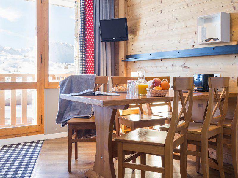 Location au ski Appartement 2 pièces 5-7 personnes - Résidence Pierre & Vacances les Constellations - La Plagne