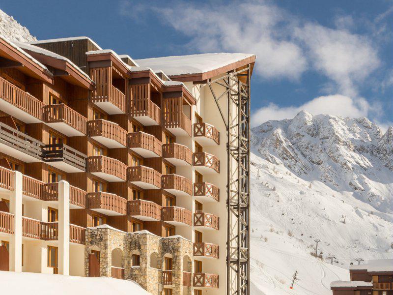 Location au ski Résidence Pierre & Vacances les Néréïdes - La Plagne