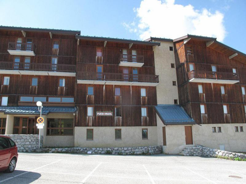 Holiday in mountain resort Résidence Plein Soleil - La Plagne - Winter outside