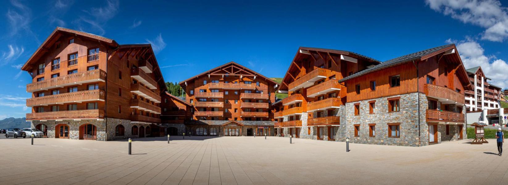 Location au ski Résidence Sun Valley - La Plagne