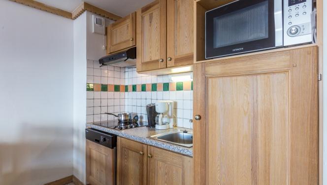 Location au ski Appartement 3 pièces alcôve 8 personnes - Résidence Sun Valley - La Plagne