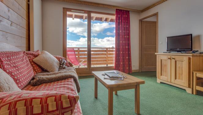Location au ski Appartement duplex 5 pièces 8-10 personnes - Résidence Sun Valley - La Plagne