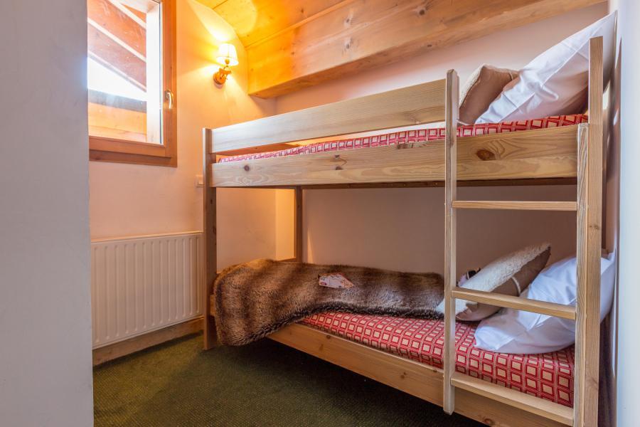 Rent in ski resort Résidence Sun Valley - La Plagne - Bunk beds