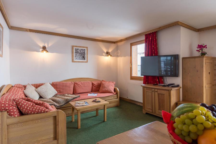 Rent in ski resort Résidence Sun Valley - La Plagne - Coffee table