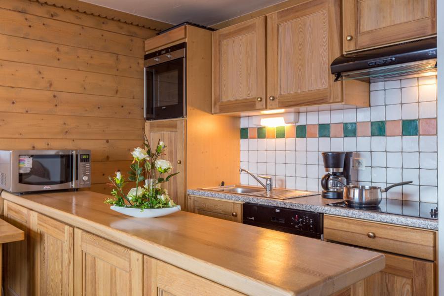 Rent in ski resort Résidence Sun Valley - La Plagne - Kitchen