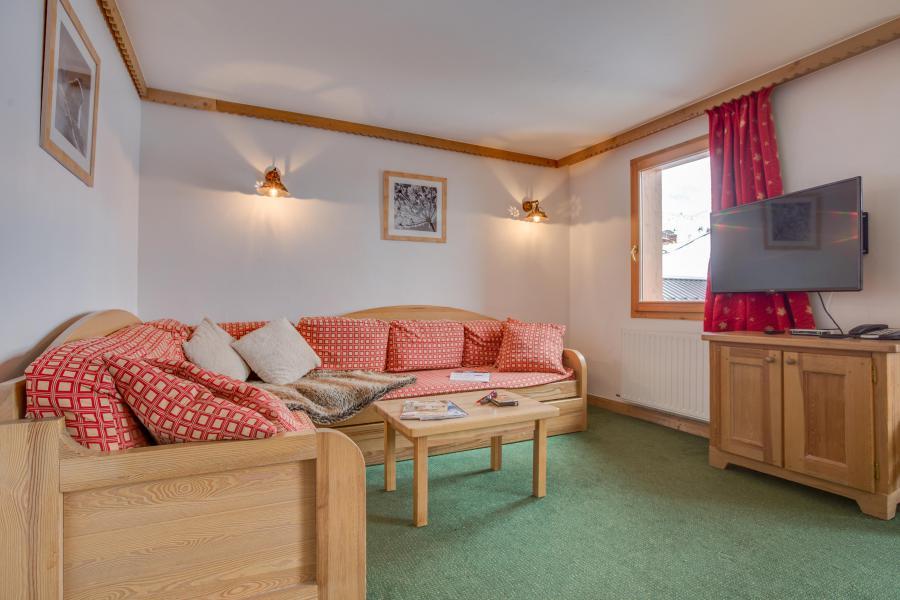 Rent in ski resort Résidence Sun Valley - La Plagne - Living area