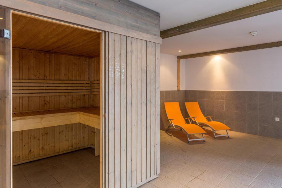 Location au ski Résidence Sun Valley - La Plagne - Sauna