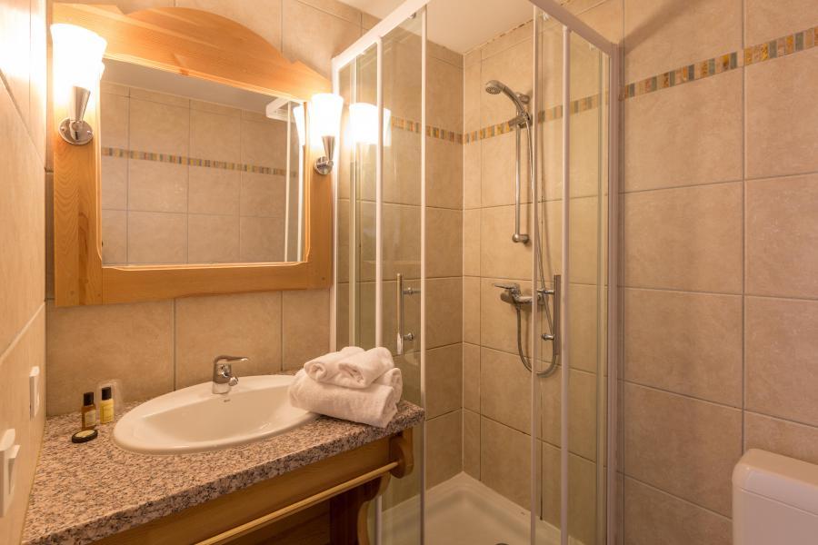 Rent in ski resort Résidence Sun Valley - La Plagne - Shower room