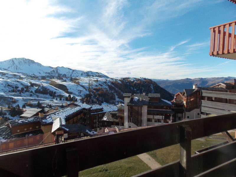 Location au ski Studio 4 personnes (414) - Résidence Themis - La Plagne