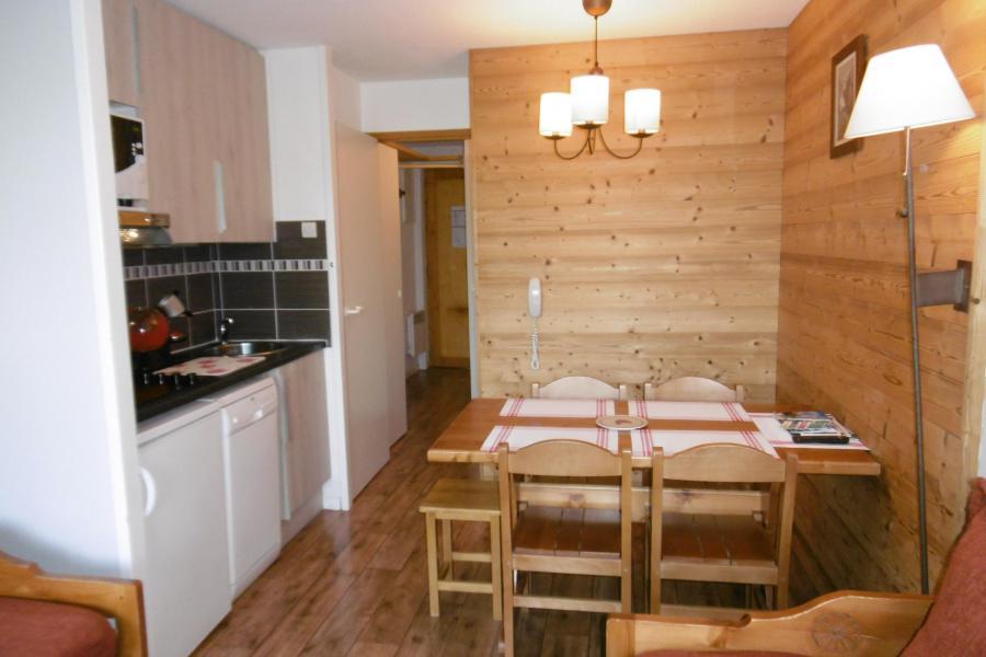 Location au ski Studio 4 personnes (313) - Résidence Themis - La Plagne - Table
