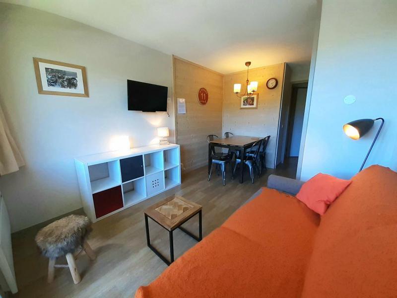 Location au ski Studio 4 personnes (414) - Résidence Themis - La Plagne - Appartement