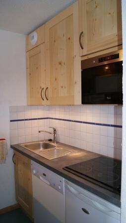 Location au ski Appartement 2 pièces 5 personnes (107) - Résidence Turquoise - La Plagne