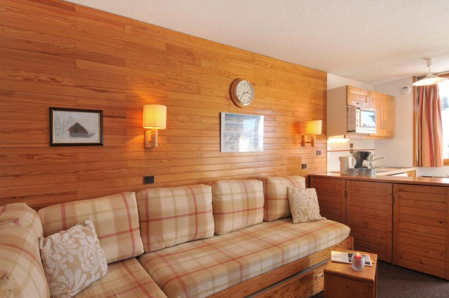 Location au ski Appartement 2 pièces 5 personnes (05) - Résidence Turquoise - La Plagne