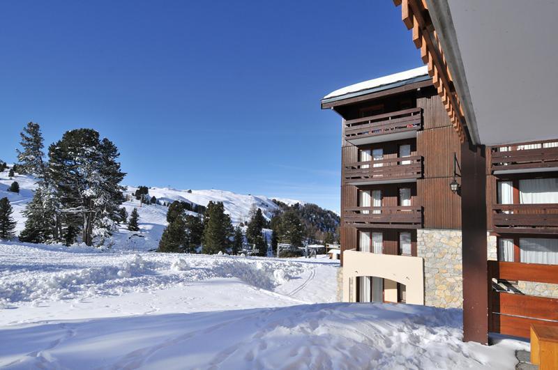 Location au ski Résidence Turquoise - La Plagne