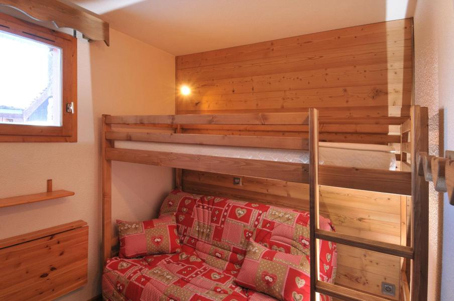 Location au ski Appartement 2 pièces 5 personnes (02) - Résidence Turquoise - La Plagne - Chambre