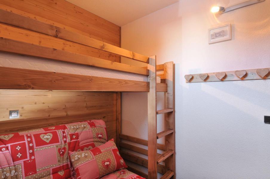 Location au ski Appartement 2 pièces 5 personnes (02) - Résidence Turquoise - La Plagne - Lits superposés