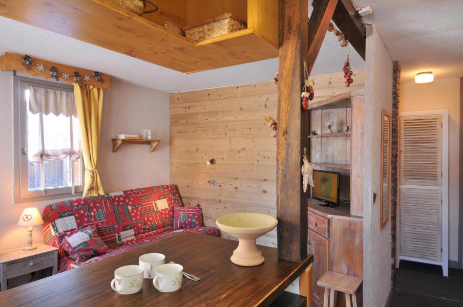 Location au ski Appartement 2 pièces 5 personnes (02) - Résidence Turquoise - La Plagne - Table