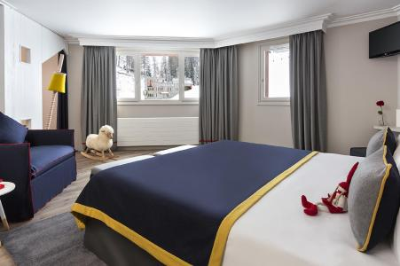 Rent in ski resort Araucaria Hôtel & Spa - La Plagne - Armchair bed