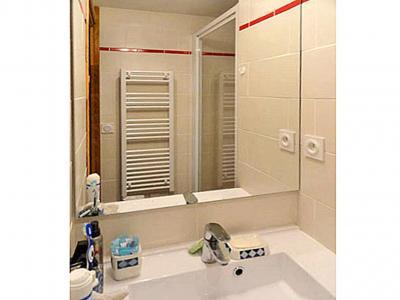 Rent in ski resort Chalet Peudral - La Plagne - Bathroom