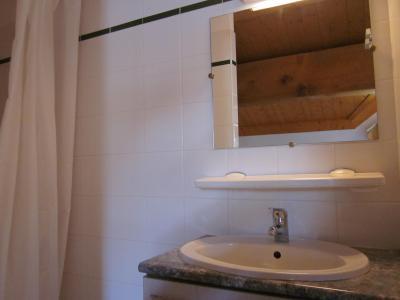 Rent in ski resort 5 room chalet 8 people (3) - Chalets des Alpages - La Plagne - Wash-hand basin