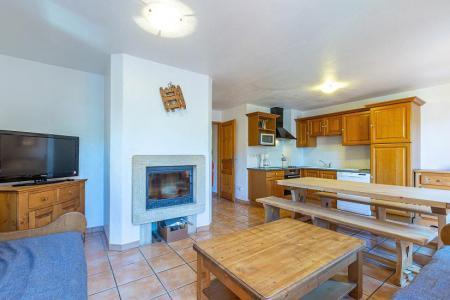 Rent in ski resort 4 room chalet 8 people (20) - Chalets des Alpages - La Plagne