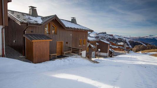 Location au ski Chalets des Alpages - La Plagne