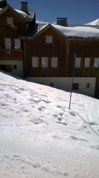 Location au ski Chalet 6 pièces 10 personnes (28) - Chalets des Alpages - La Plagne