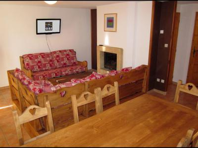 Location au ski Chalet 5 pièces 8 personnes (3) - Chalets des Alpages - La Plagne - Appartement