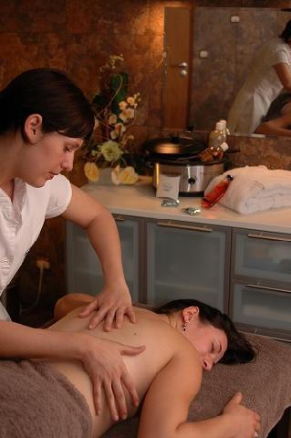 Location au ski Hotel Araucaria - La Plagne - Massage