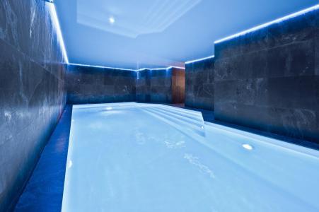 Location au ski Hotel Araucaria - La Plagne - Piscine