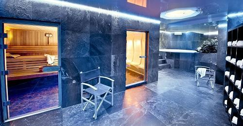 Location au ski Hotel Araucaria - La Plagne - Relaxation