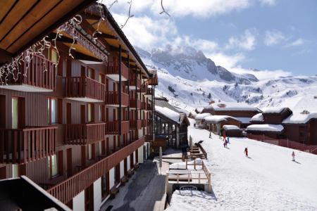 Alquiler La Plagne : Hôtel Belle Plagne invierno