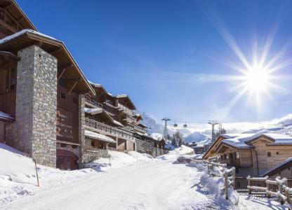 Location La Plagne : Hôtel Club MMV Les 2 Domaines hiver