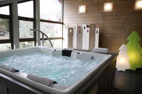 Location au ski Hotel La Tourmaline - La Plagne - Jacuzzi