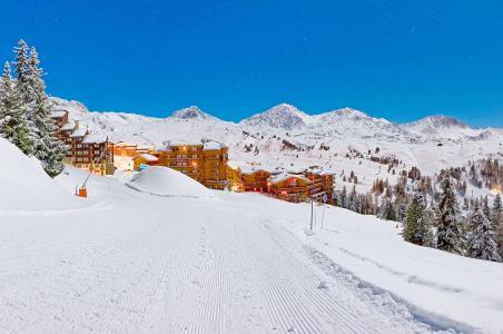 Location au ski Hôtel les Balcons Village - La Plagne - Extérieur hiver