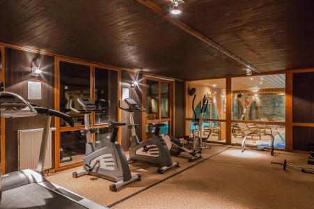 Location au ski Hôtel les Balcons Village - La Plagne - Espace fitness
