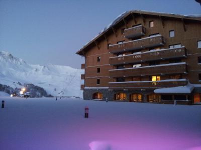 Vacances en montagne Hôtel Vancouver - La Plagne - Extérieur hiver