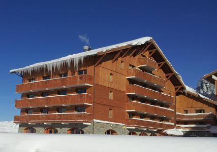 Location au ski Hôtel Vancouver - La Plagne - Extérieur hiver
