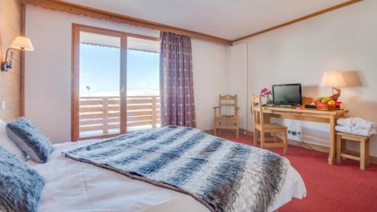 Location au ski Chambre double - Hôtel Vancouver - La Plagne