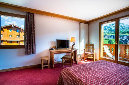 Location au ski Logement 4 personnes - Hôtel Vancouver - La Plagne