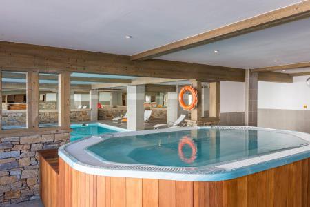 Location au ski Hôtel Vancouver - La Plagne - Bain à remous