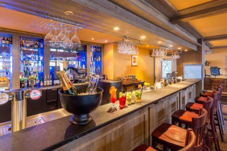 Location au ski Hôtel Vancouver - La Plagne - Bar
