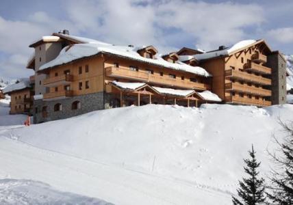 Location au ski Hotel Vancouver - La Plagne - Extérieur hiver